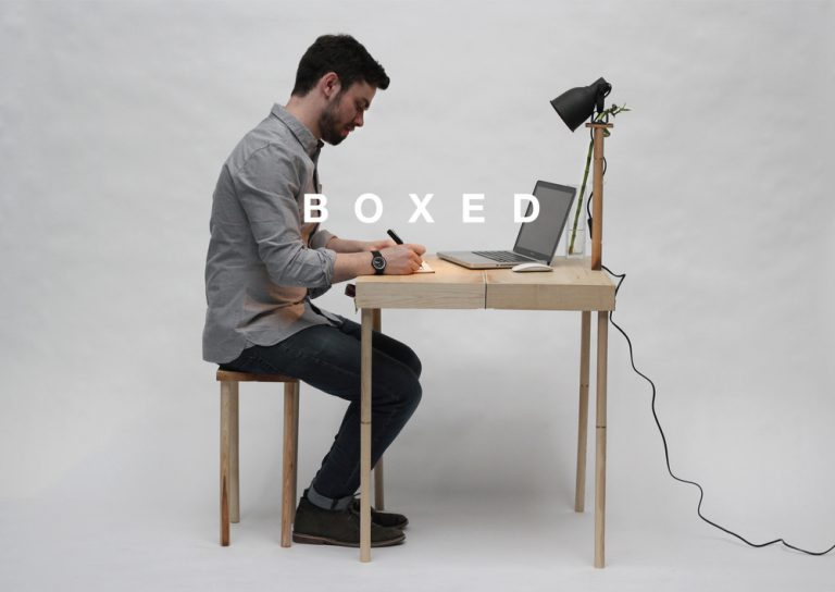 Boxed / Tyrone Stoddart