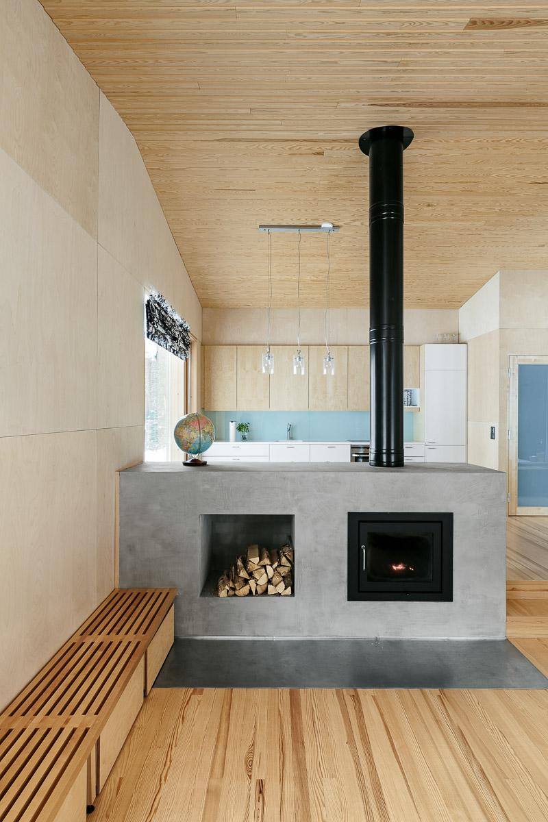 Villa Kettukallio / PlayaArchitects (2)