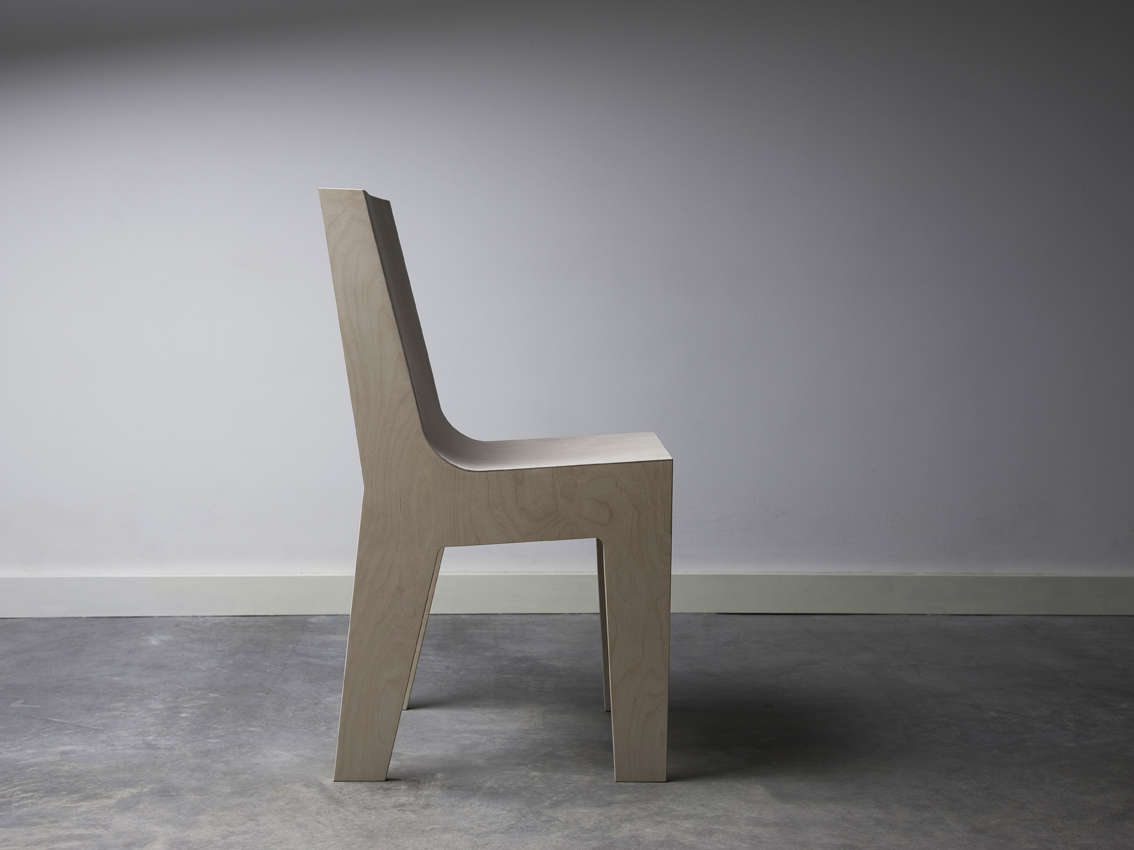 Void (wood) / Pieter Bedaux