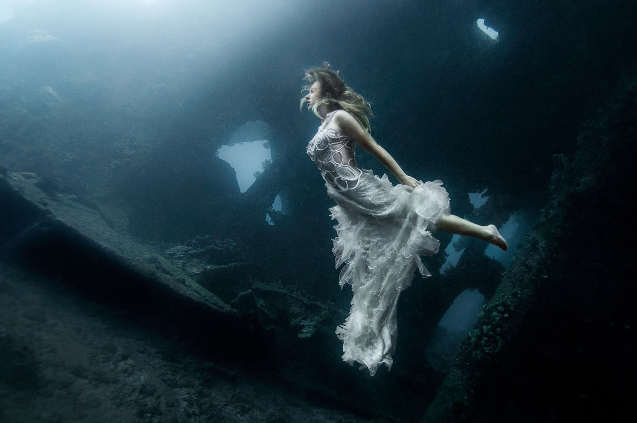 Underwater / Benjamin Von Wong (5)