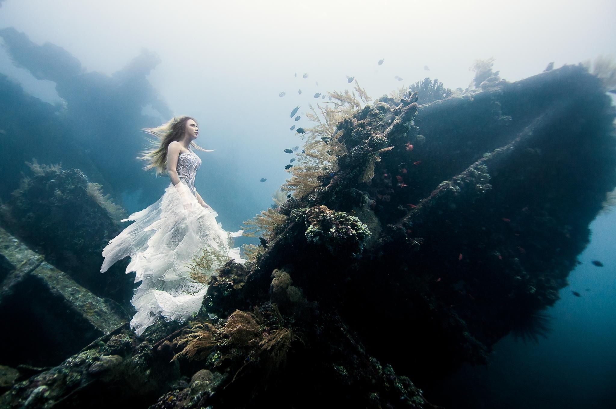 Underwater / Benjamin Von Wong (3)