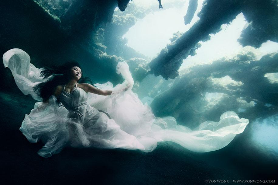 Underwater / Benjamin Von Wong (1)