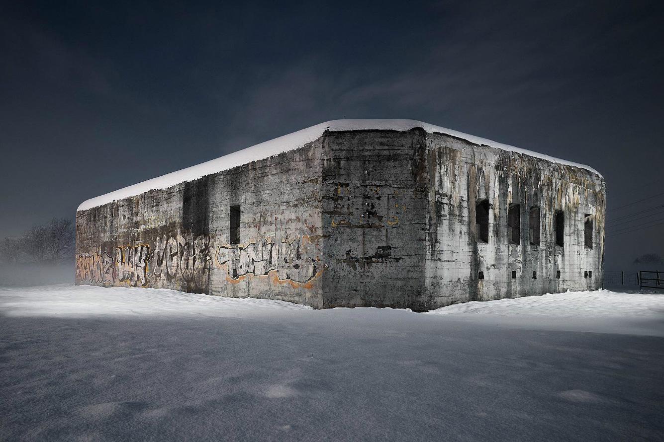 WW2 Bunkers / Jonathan Andrew (6)