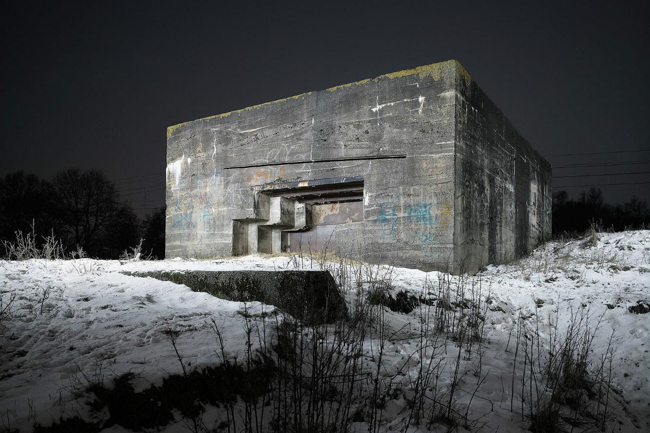 WW2 Bunkers / Jonathan Andrew (3)