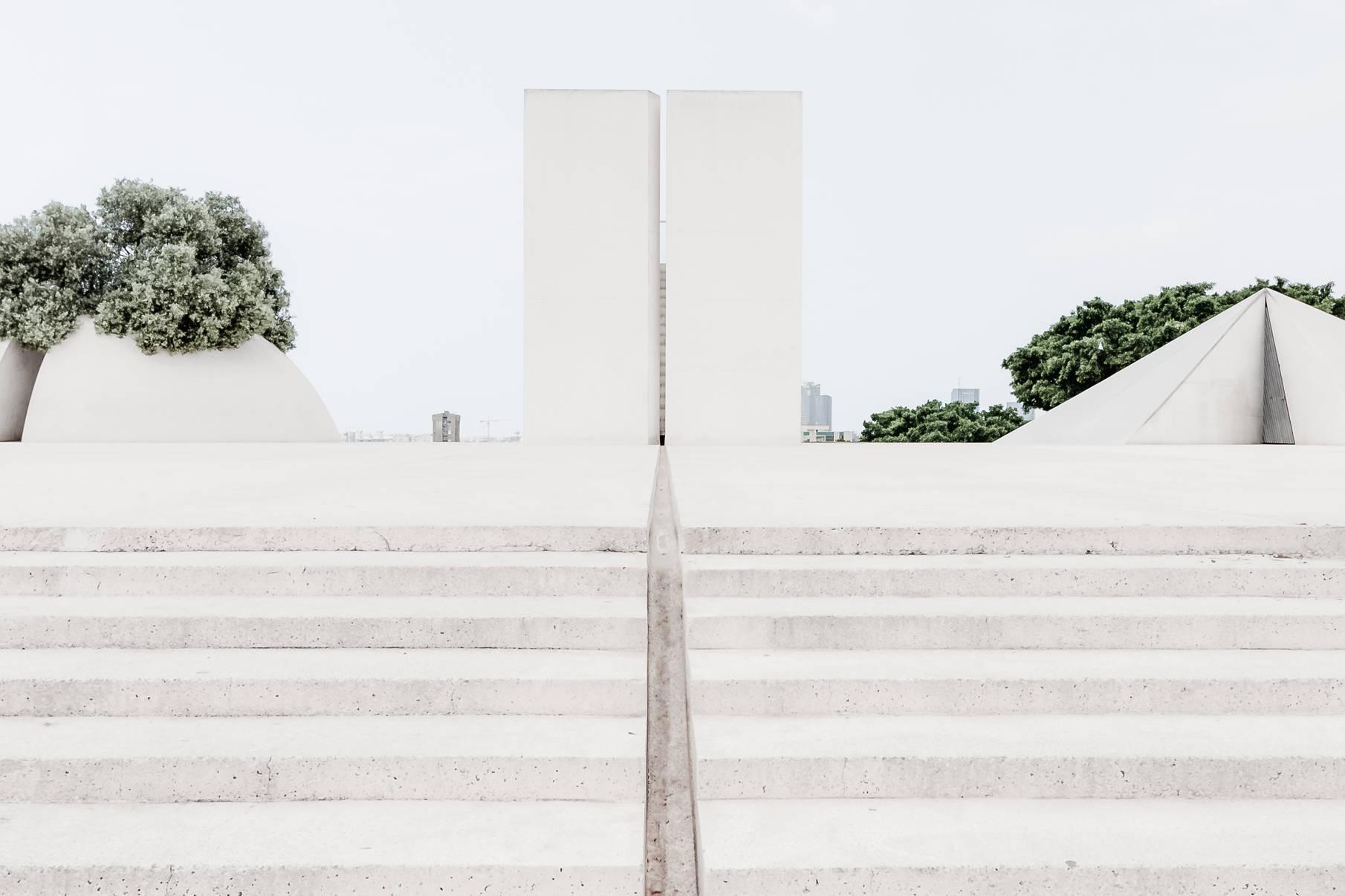 White Square by Danni Karavan / Richard Jochum