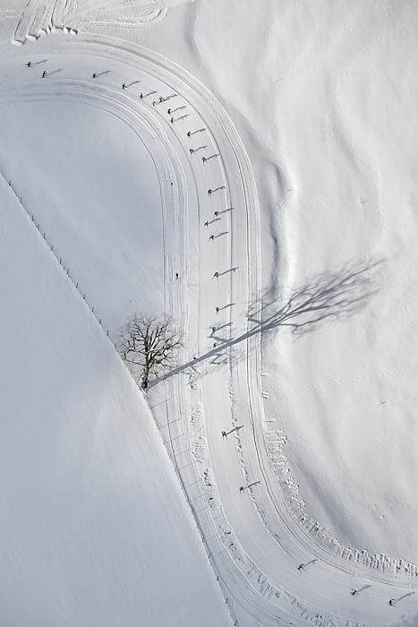 Winter Aerials / Bernhard Lang (2)