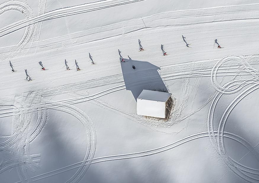 Winter Aerials / Bernhard Lang (1)