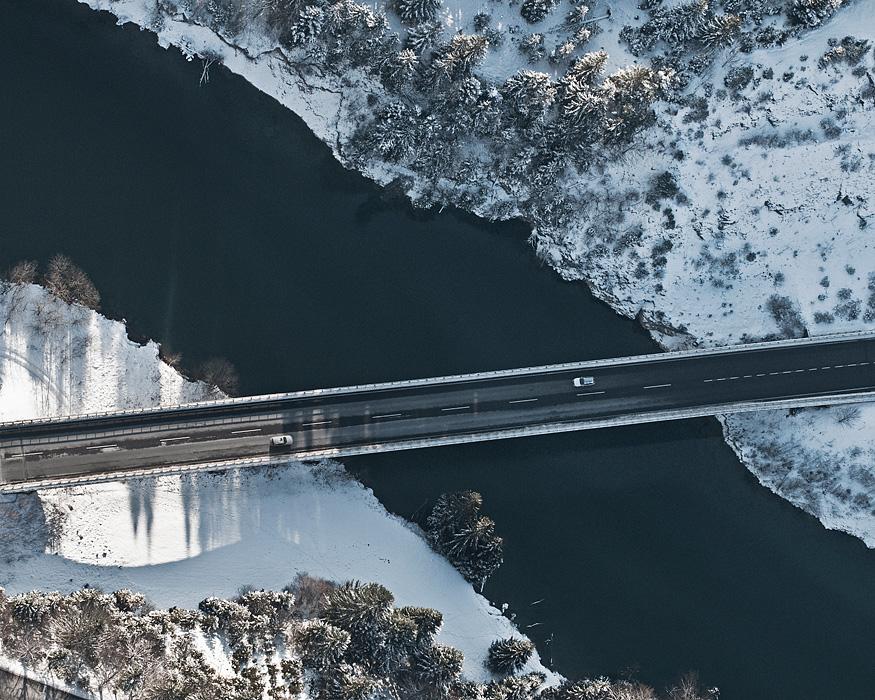 Winter Aerials / Bernhard Lang (4)