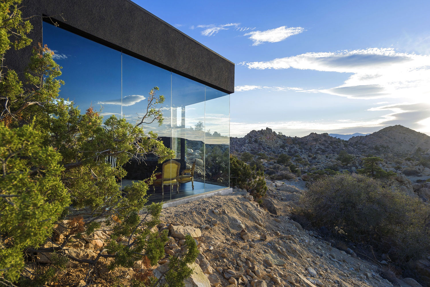 Yucca Valley House 3 / Oller Pejic Architecture (21)