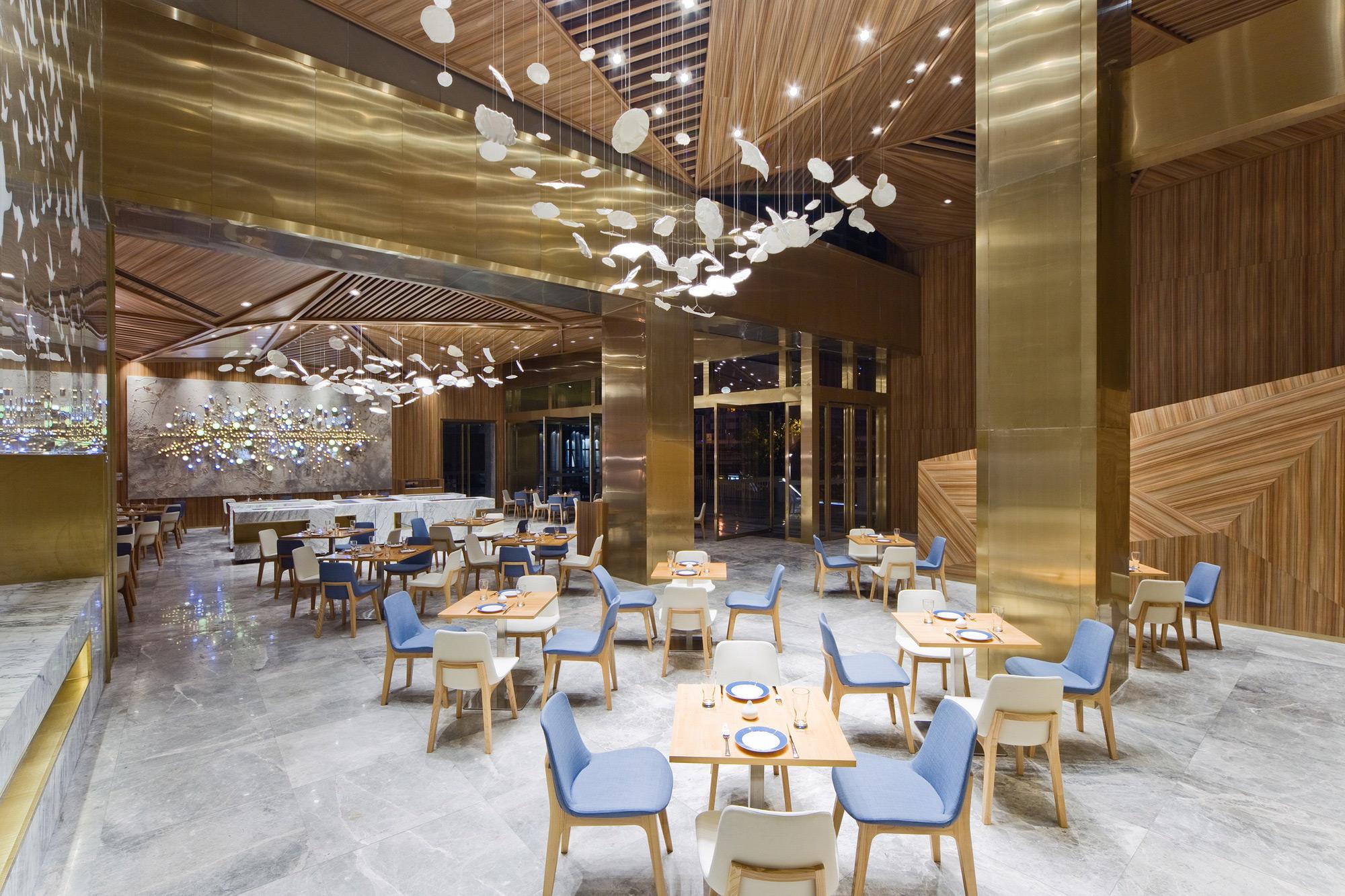 Yue Restaurant / Panorama (11)