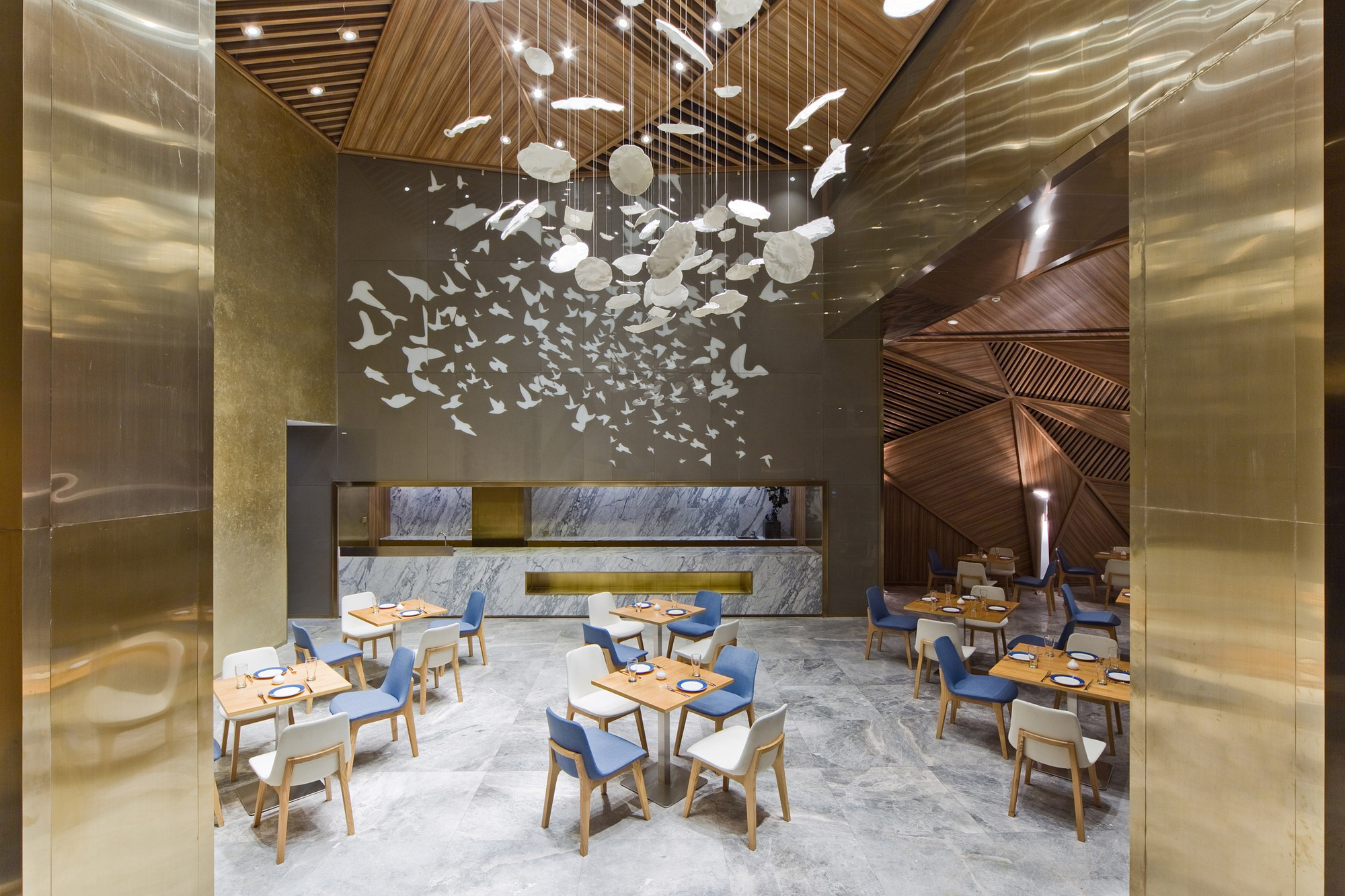 Yue Restaurant / Panorama (13)