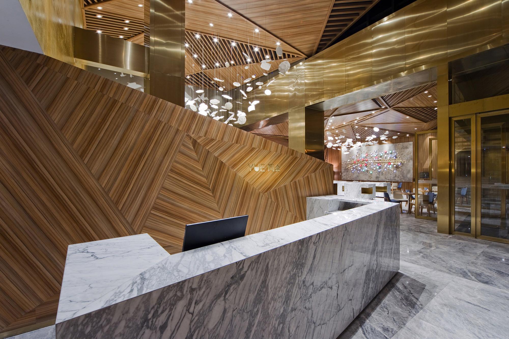 Yue Restaurant / Panorama (3)
