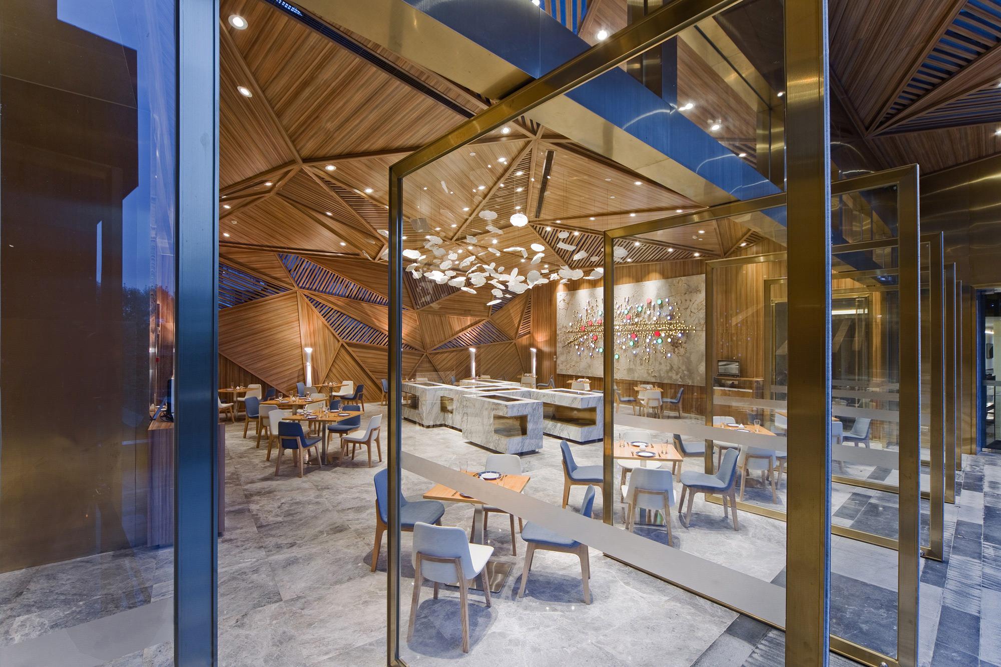 Yue Restaurant / Panorama (20)
