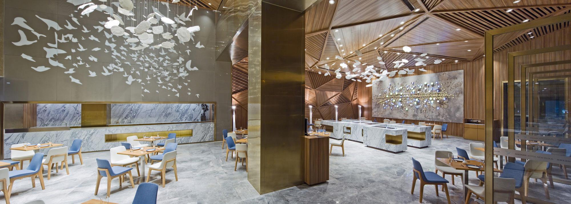 Yue Restaurant / Panorama (4)