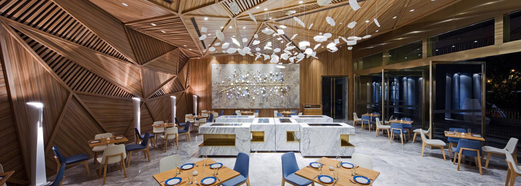 Yue Restaurant / Panorama (5)
