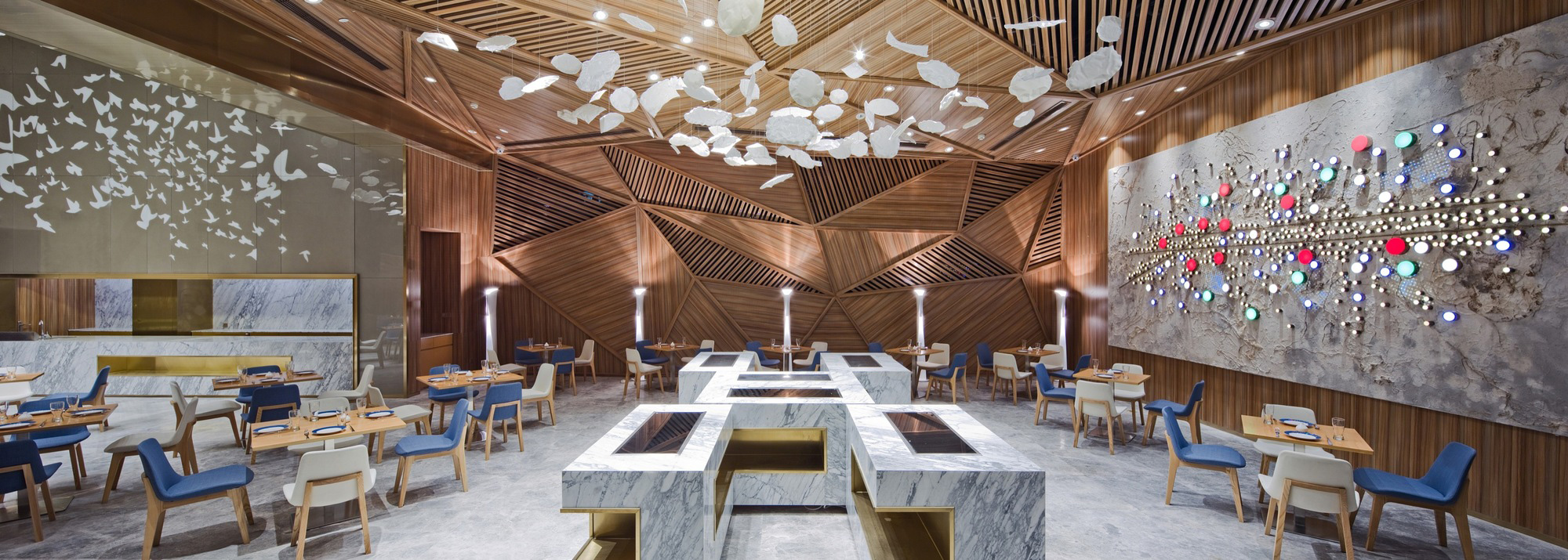Yue Restaurant / Panorama (6)