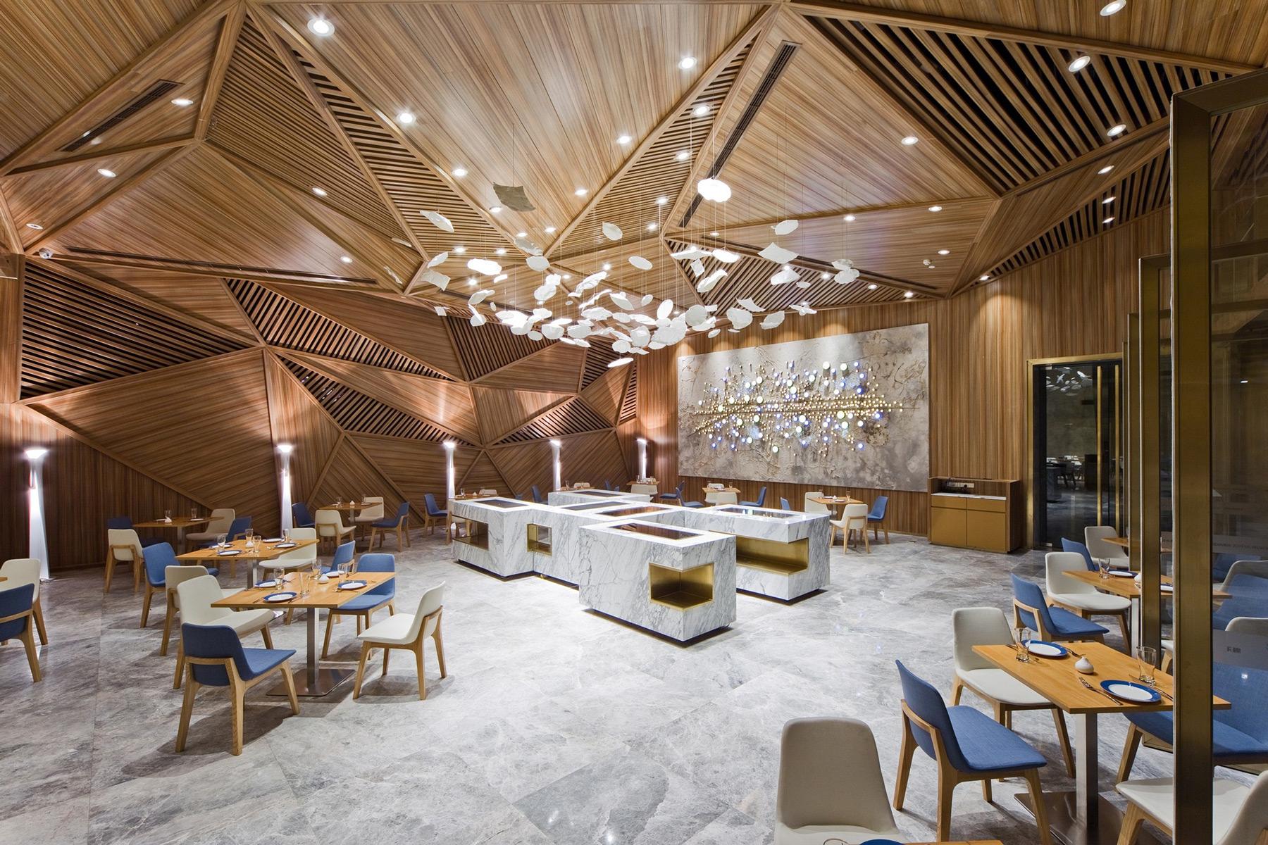Yue Restaurant / Panorama (8)