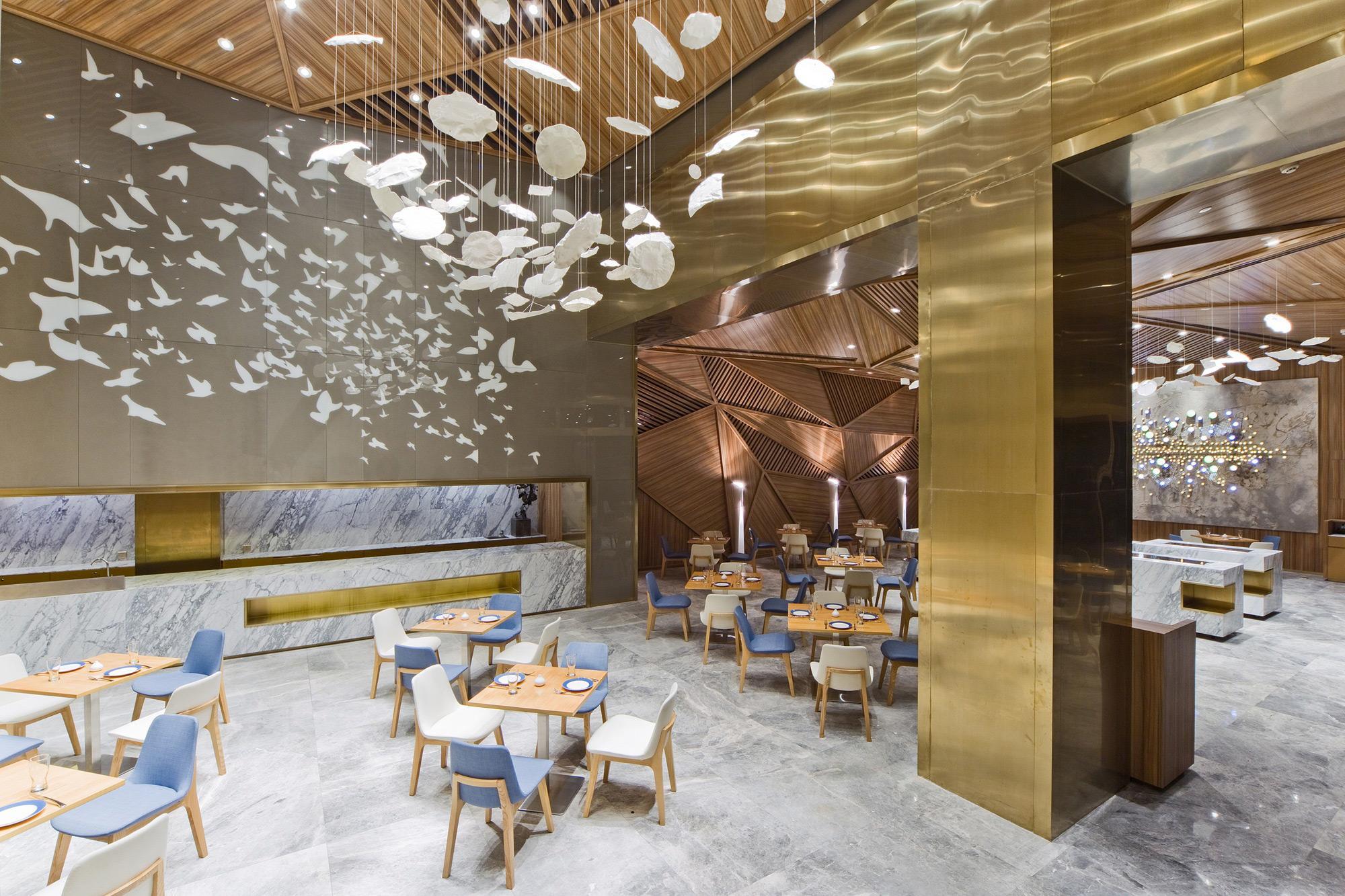 Yue Restaurant / Panorama (9)