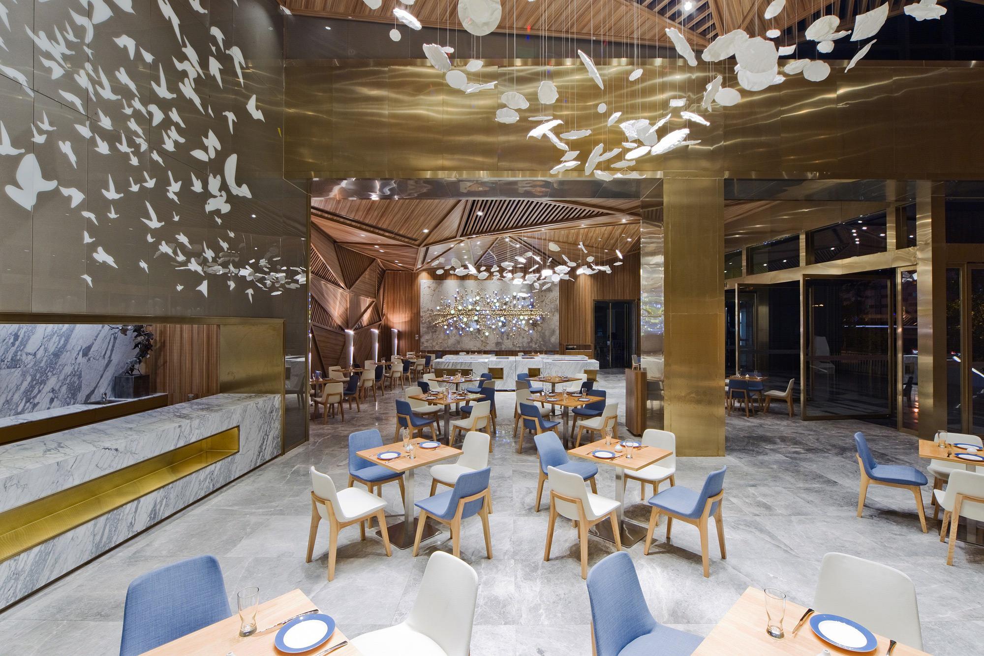 Yue Restaurant / Panorama (10)
