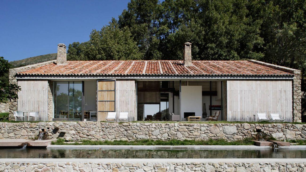 Finca En Extremadura / Ábaton (8)
