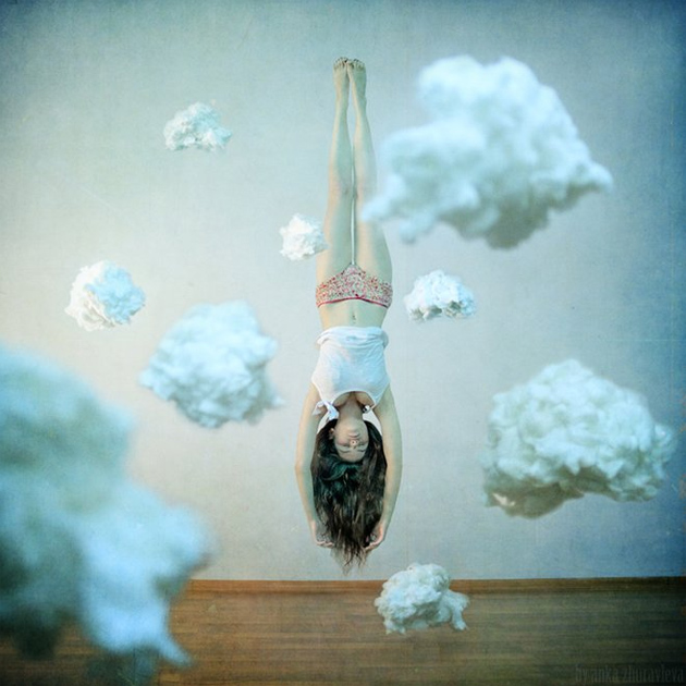 Distorted Gravity / Anka Zhuravleva