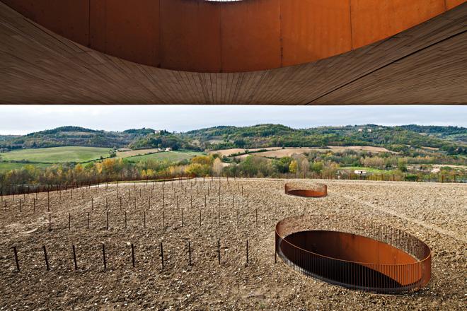 Antinori Winery / Archea Associati
