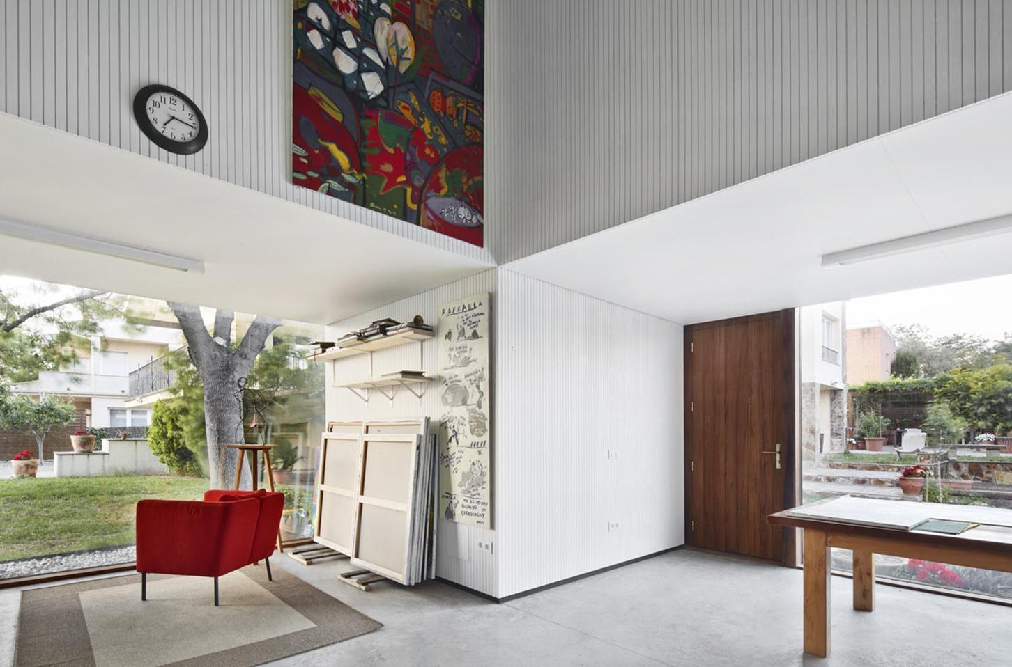 Artist's Studio / Josep Camps - Olga Felip (8)