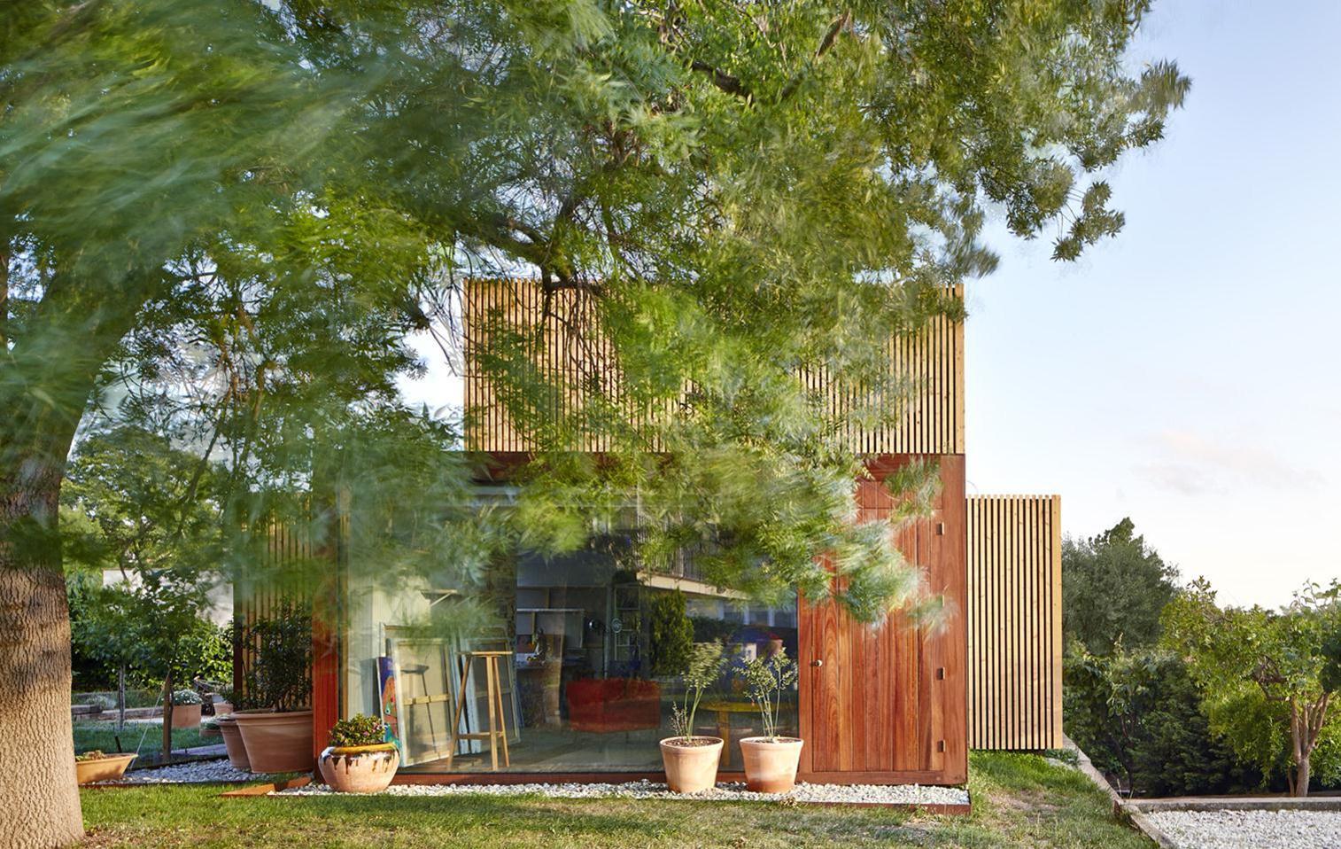 Artist's Studio / Josep Camps - Olga Felip (12)