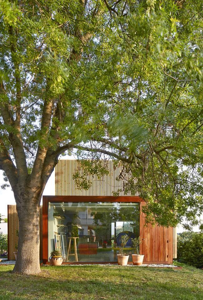 Artist's Studio / Josep Camps - Olga Felip (11)