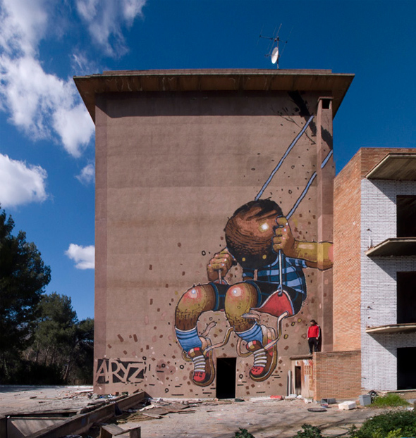 Graffitis et Illustrations