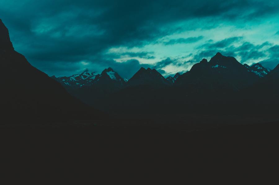 Black Patagonia / Neels Castillon