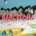 Plan de Barcelone / Anna Härlin