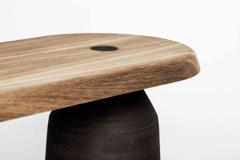 Base Bench / Maria Bruun