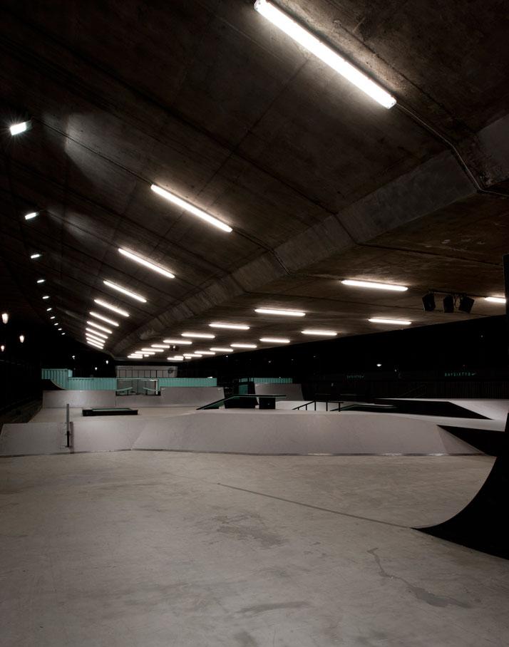 BaySixty6 Skate Park / Brinkworth