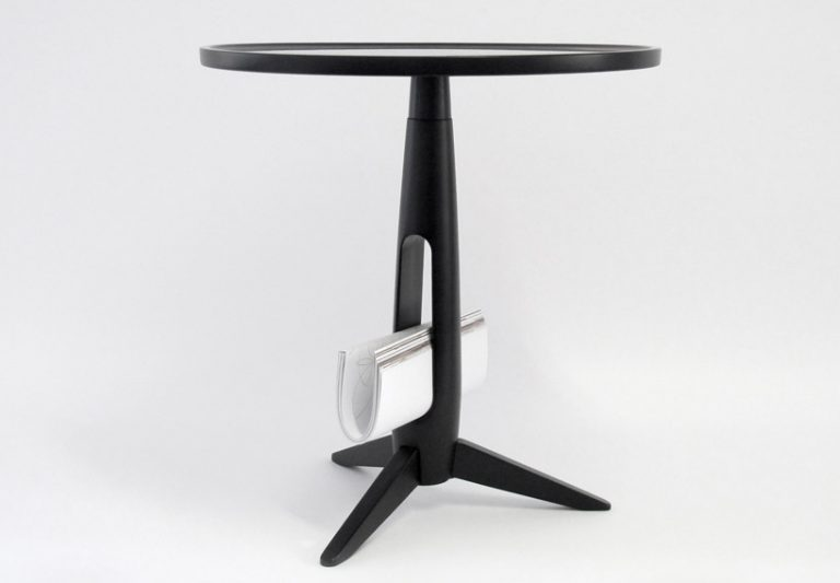 Ben Side Table / Studio Dreimann