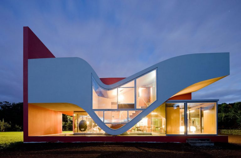Casa Flight of Birds / Bernardo Rodrigues