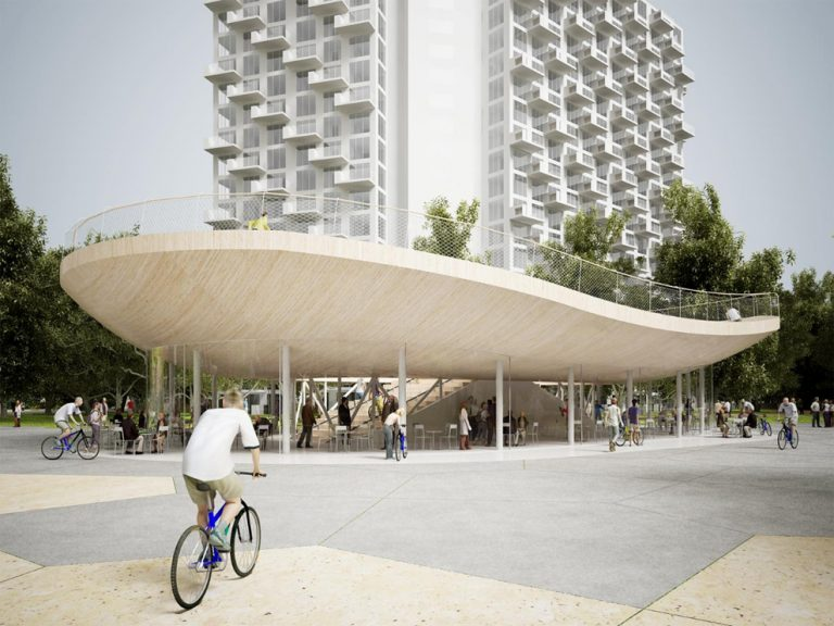 Bicycle Club / NL Architects