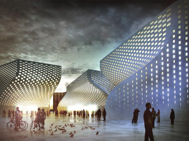 Islamic Cultural Center / BIG
