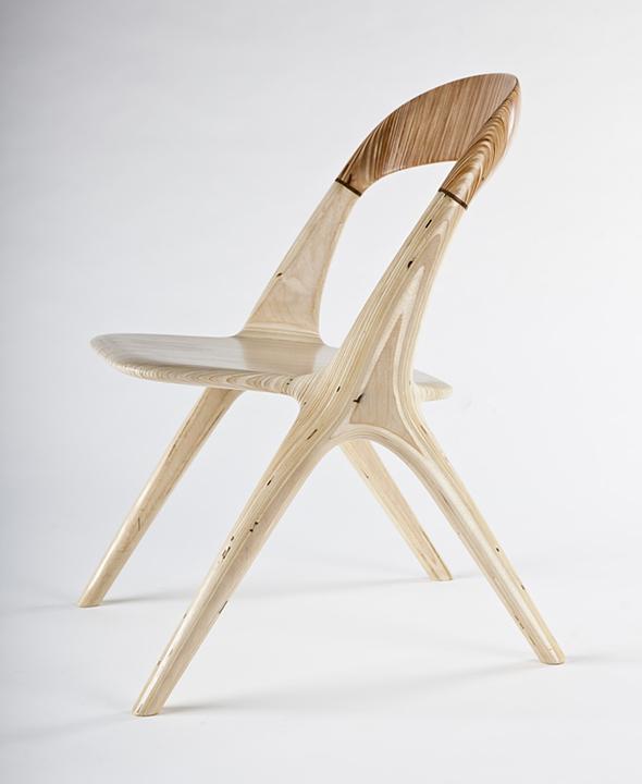Bird Chair / Peter Hedstrom