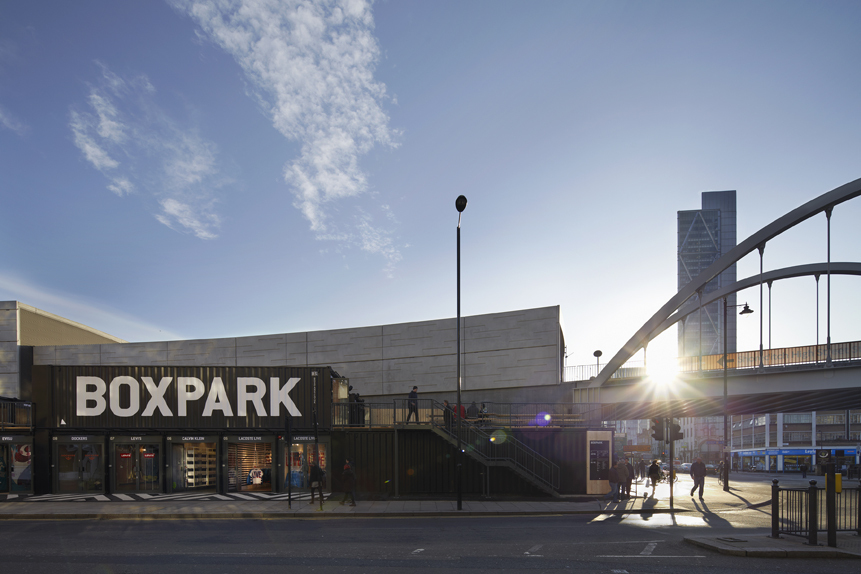 BOXPARK / We Like Today