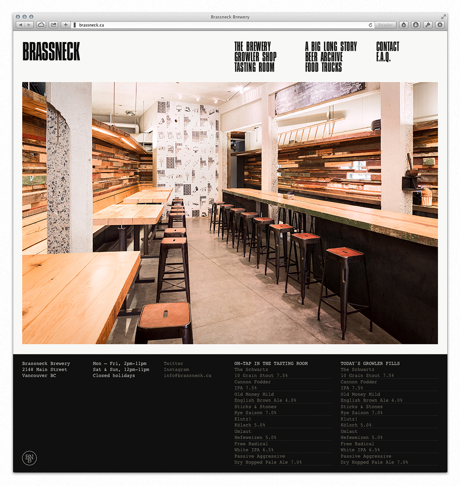 Brassneck Brewery / Post Projects & Sua (2)