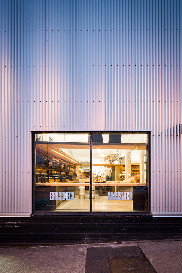 Brassneck Brewery / Post Projects & Sua (30)