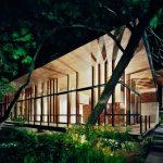 Casa en el bosque / Parque Humano