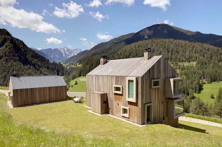 Casa Prè de Sura / Casati Architecture