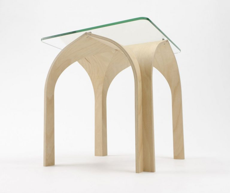 Cathedral Table / Nobu Miake of Design Soil
