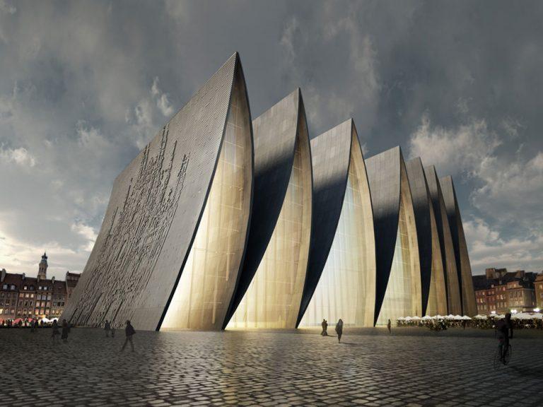Nouvelle Cathédrale de Strasbourg / Axis Mundi