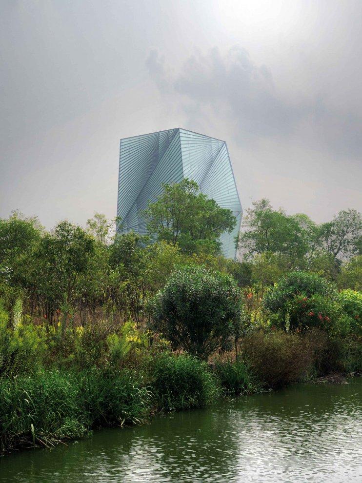 Centre des technologies énergétiques durables / Mario Cucinella Architects