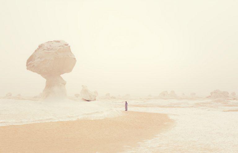 Désert Egyptien / Chris Sisarich