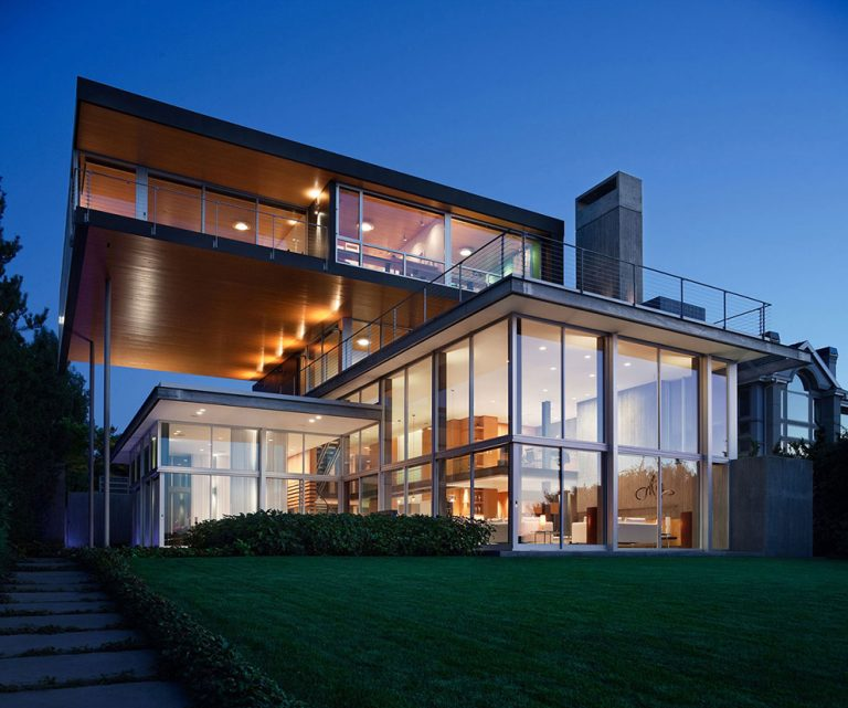 Graham Residence / E. Cobb Architects