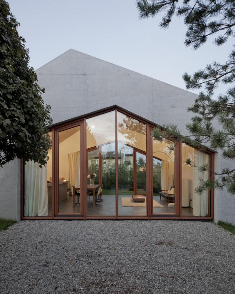 Confignon House / Localarchitecture